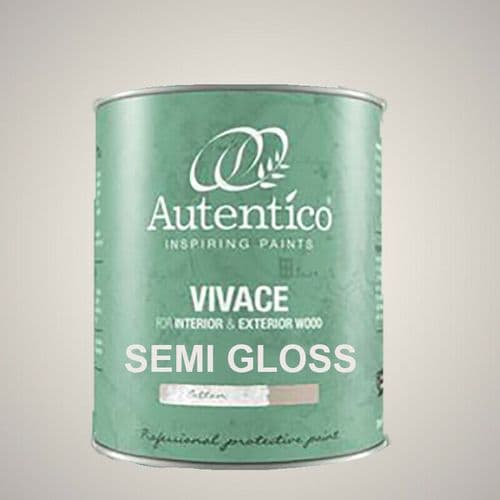 Autentico Vivace High Performance Interior & Exterior Wood Paint 750ml SEMIGLOSS